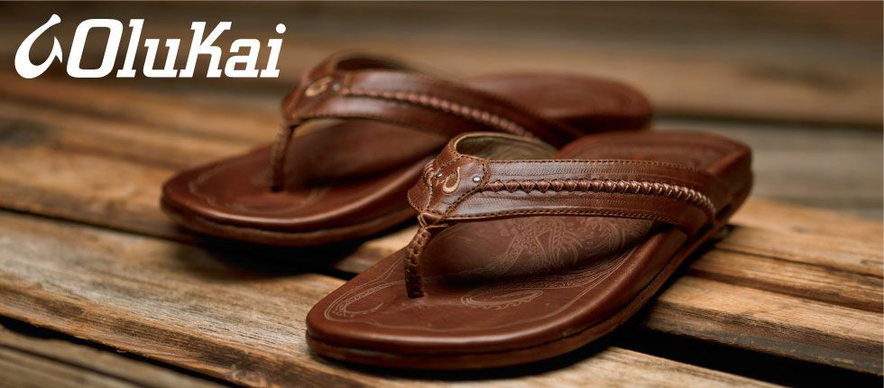 Olukai slippers